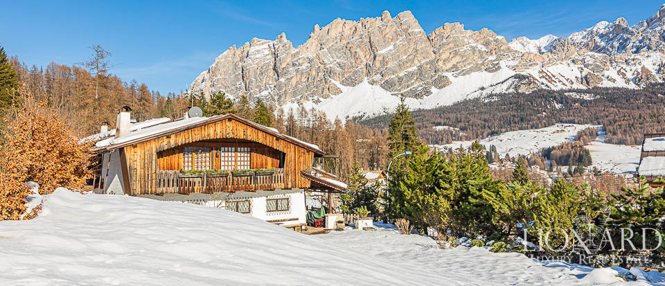 Luxusvilla in Cortina d