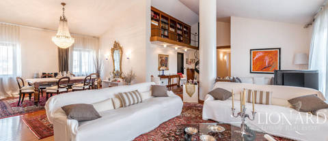 luxury penthouse for sale in viareggio