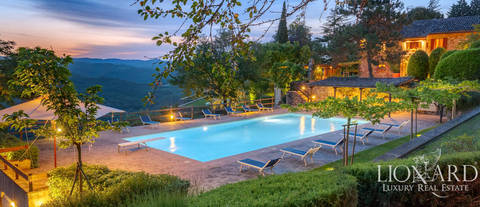 luxurious relais for sale in san venanzo