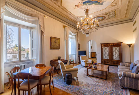 luxueuz appartement en vente san frediano florence