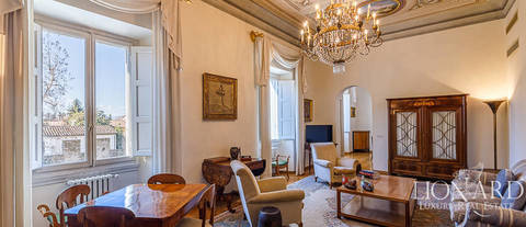 luxurious apartment for sale san frediano florence