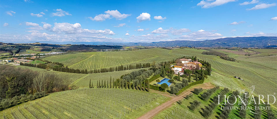 Charming 16th-century villa on Chianti