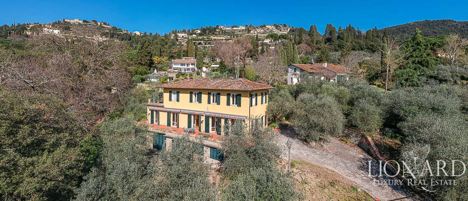 Stunning villa for sale in Fiesole Image 1