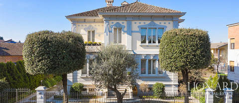 historical luxury estate in the heart of broni pavia