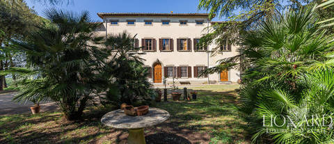 luxury villa for sale san miniato