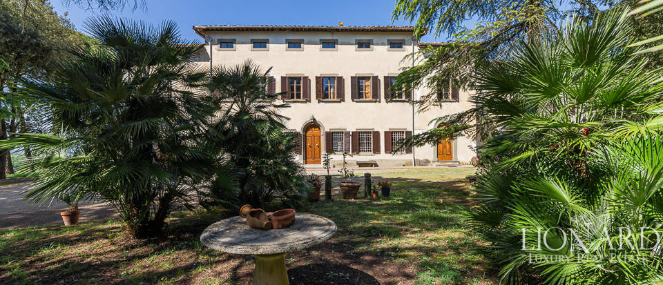 Luxury villa for sale in San Miniato Image 1