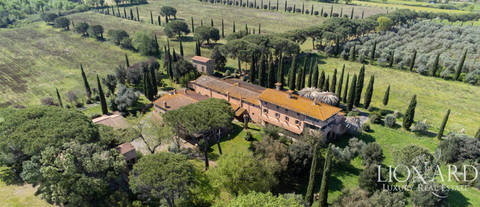 scarlino farmstead for sale tuscany