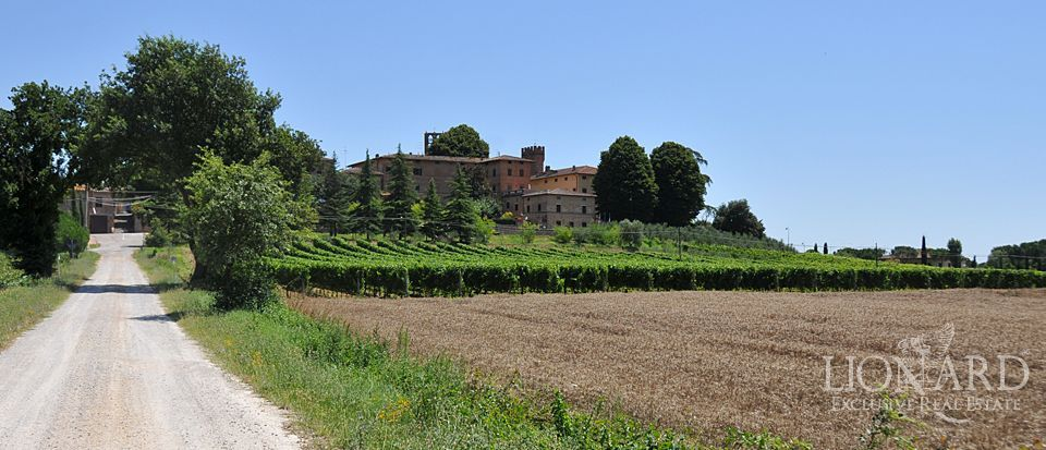 MANSION EN TOSCANA Image 1
