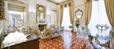 luxury estate in central milan