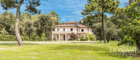 luxury villa marina di massa for sale