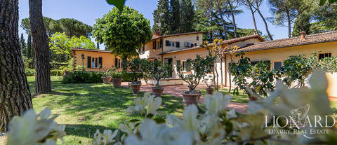 villa for sale impruneta florence
