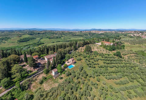 farmstead for sale chianti tuscany