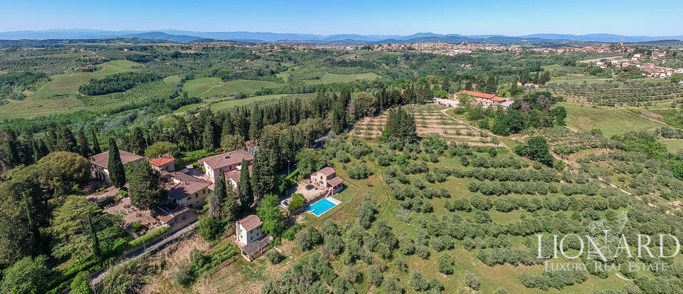 Historical winery for sale in Chianti Image 1