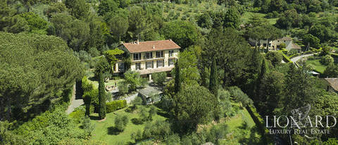 luxury villa for sale fiesole tuscany