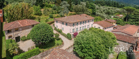 luxury farmstead for sale lucca