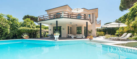 luxury villa with pool forte dei marmi versilia