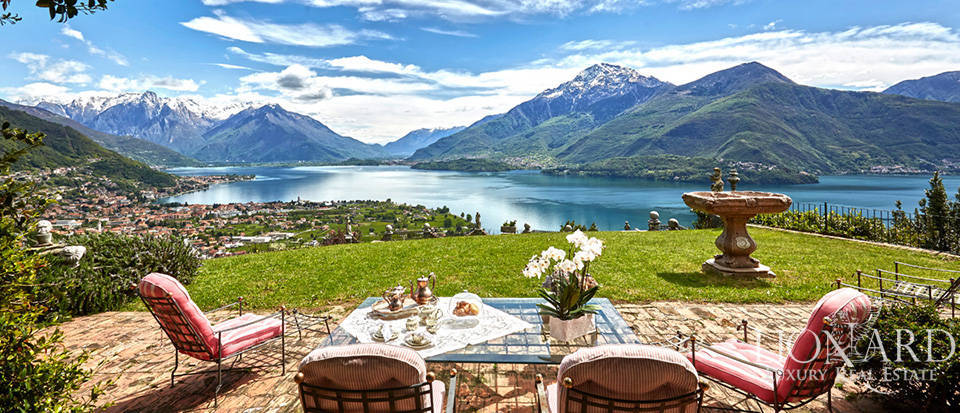 Fairytale estate with a view of Lake Como Image 1
