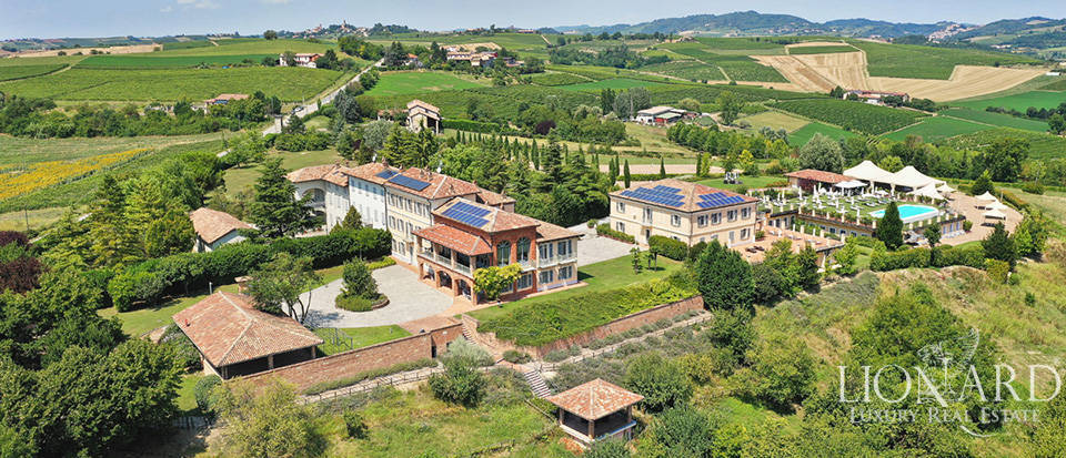 Exclusive panoramic estate in Monferrato Image 1
