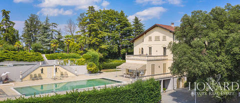 stunning luxury estate with a view in monferrato