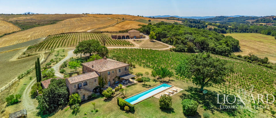 Wonderful agritourism resort for sale in Montacino Image 1