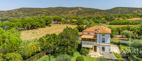 luxury villa for sale in orbetello tuscany