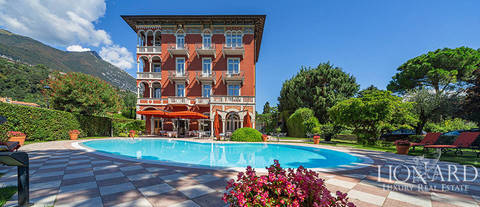 charming estate by lake garda