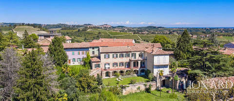 prestigious period estate in monferrato