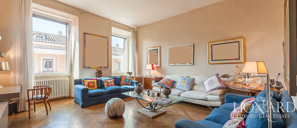 Luxury apartment for sale in Rome Image 1