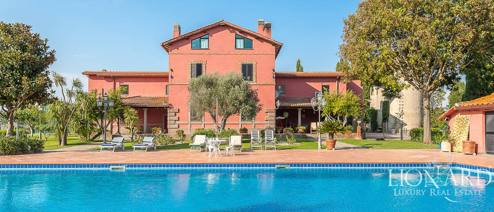 Charming estate for sale in Rome, on the Via Cassia Image 1