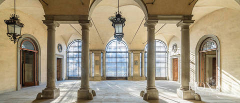 apartment in palazzo serristori for sale florence 4