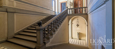 apartment in palazzo serristori for sale florence 9
