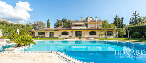luxury villa for sale olgiata rome