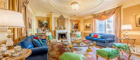 luxury building for sale in central rome