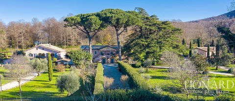 luxury agritourism resort for sale in rome
