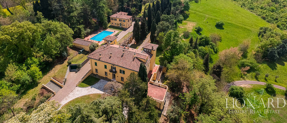 Luxurious historical estate in Bologna Image 1