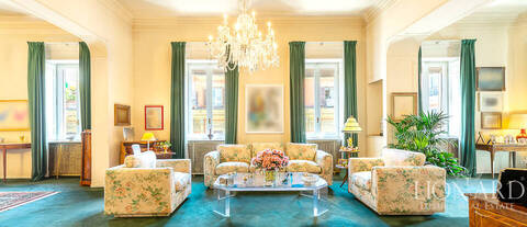 luxe appartement in rome