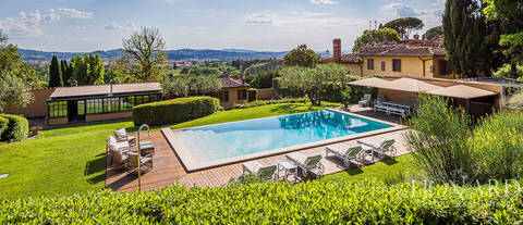 majestic luxury estate in florence