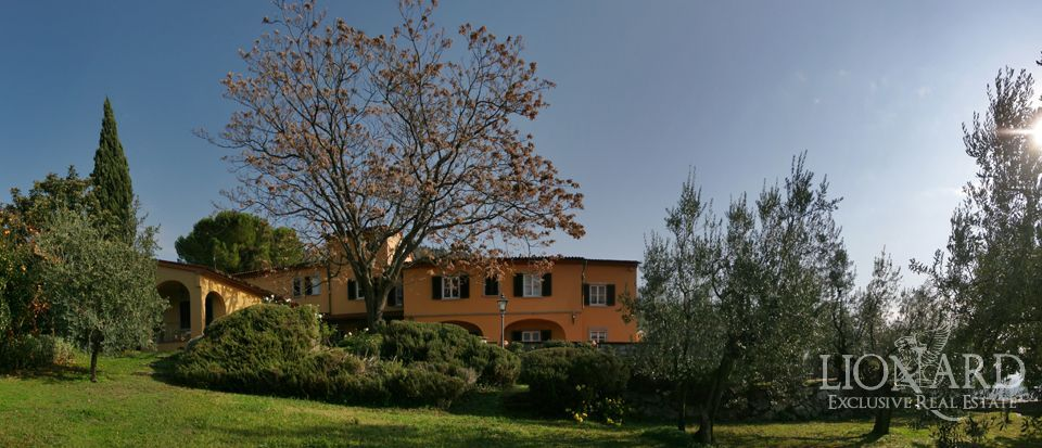 luxury villas toszkanaban