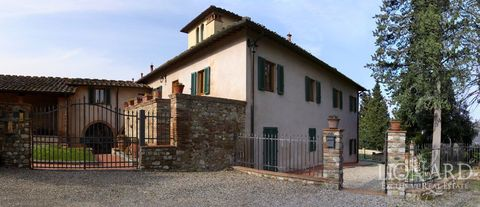 tuscany villas real estate for sale in italy