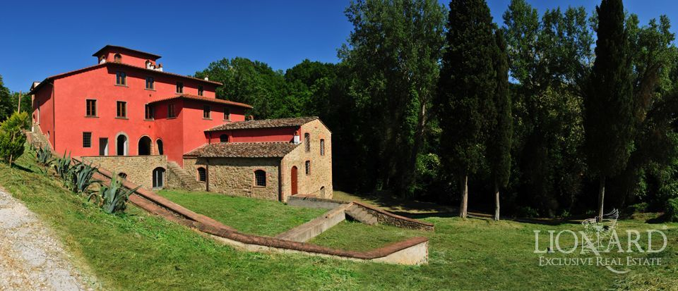 villa in tuscany italian homes for sale