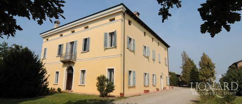 luxury real estate emilia romagna villa in italy