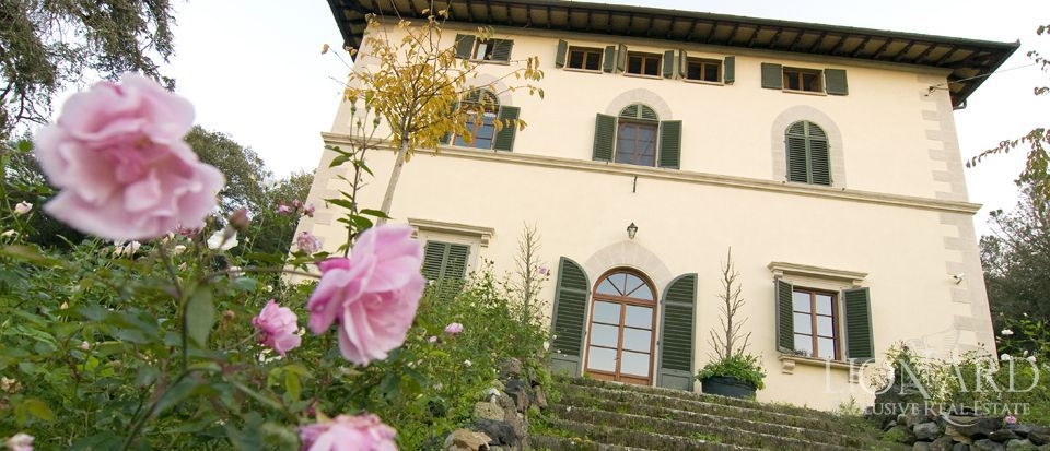 villa for sale in tuscany 1