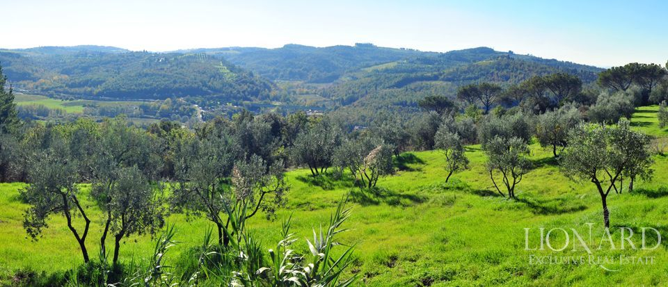 tuscany villa for sale in florence