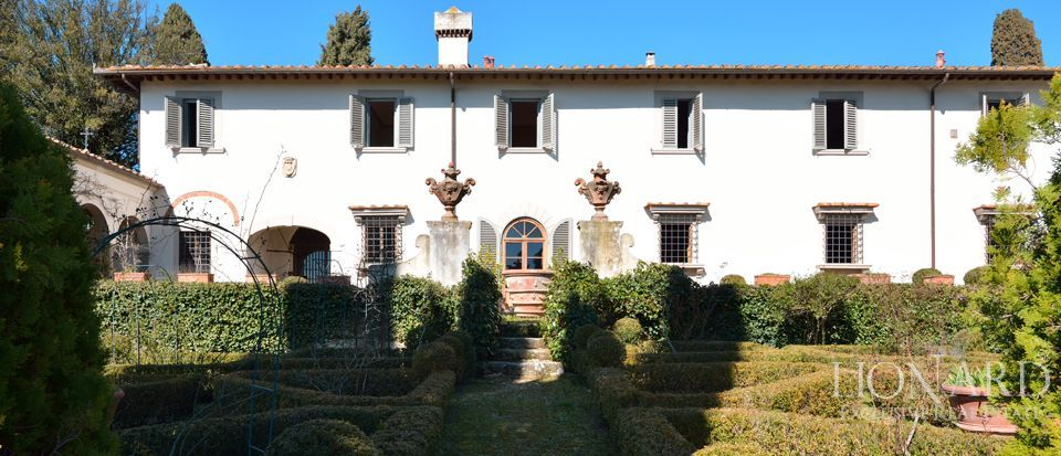 historical villa for sale