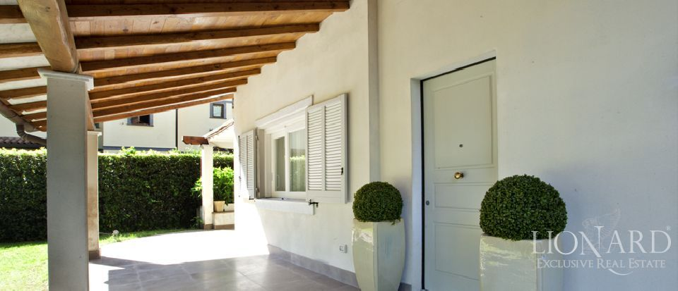 luxury villa for sale forte dei marmi
