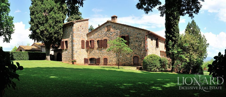 luxury estate in siena