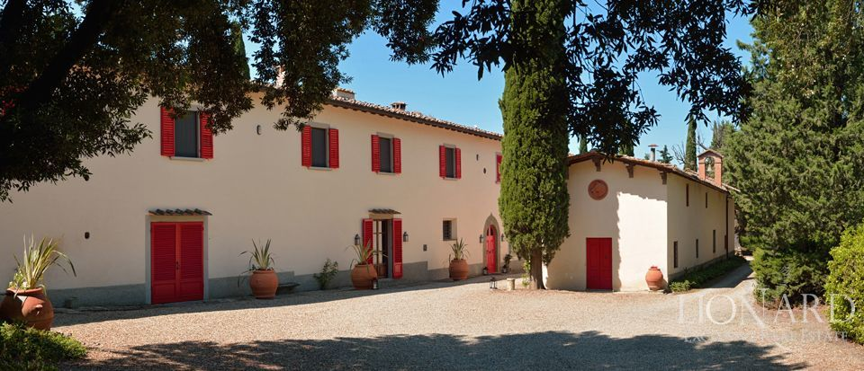 ko tuscan properties for sale chianti region