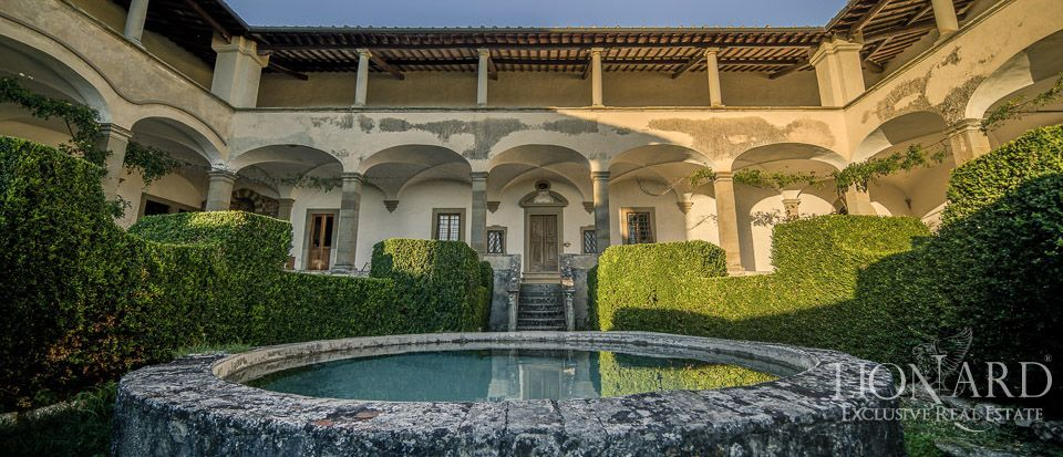 Lovely Previous Villas For Sale In Italy   Luxury Homes In Italy Image 2