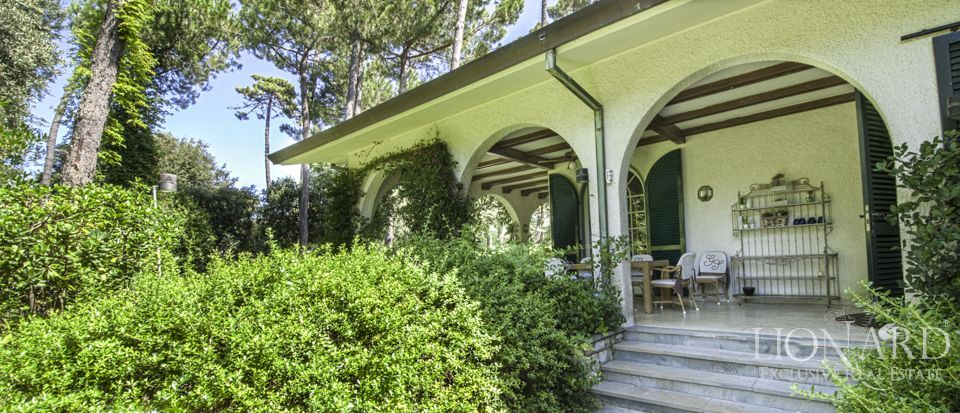 forte dei marmi luxury villa for sale