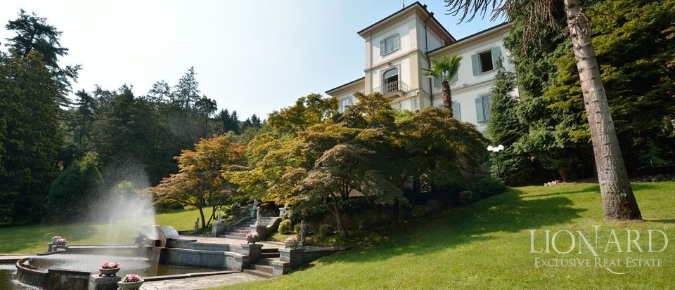 lake maggiore exclusive villa for sale
